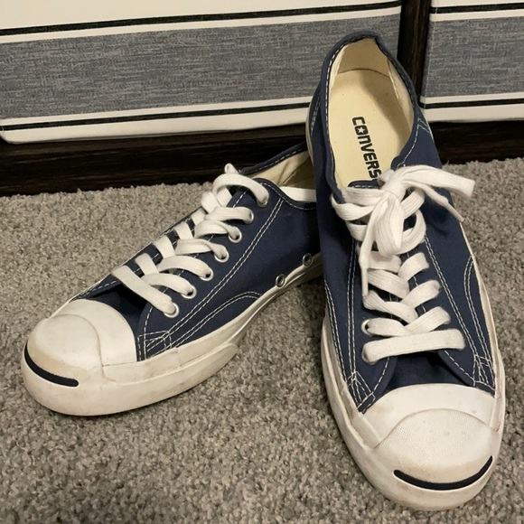 Converse Jack Purcell low top chucks